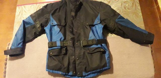 chaqueta cordura moto