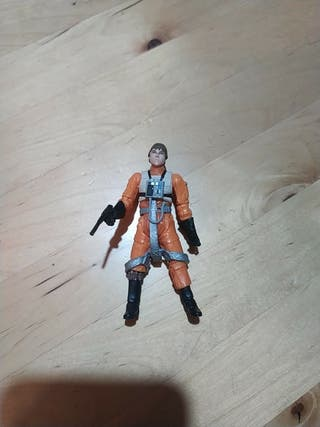 Luke Skywalker Piloto Hasbro 2005 Star Wars