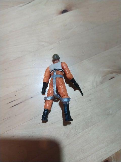 Luke Skywalker Piloto Hasbro 2005 Star Wars