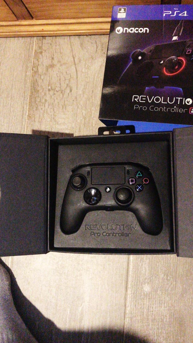 Mando revolution ps4