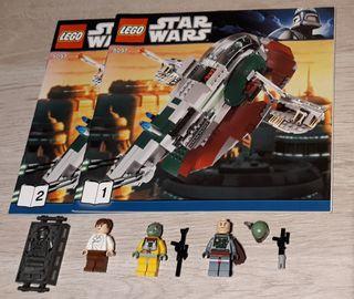 Lego 8097 Slave I (3rd edition) Star Wars 2010