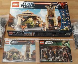 Lego Star Wars 9516 + 75005 COMPLETOS