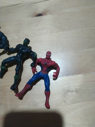 Figuras Spiderman 3 Hasbro 2007 Marvel