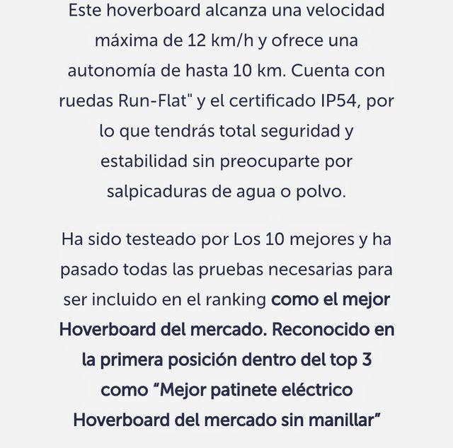 Hoverboard Smartgyro rojo