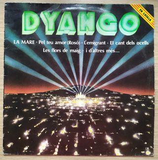 Discos de vinilo Dyango