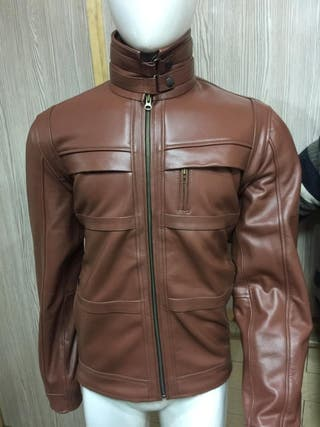 Nuevo chaqueta de cuero