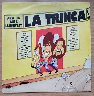 Disco de Vinilo La Trinca
