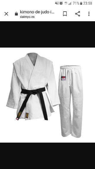 Vendo kimono de Judo Ippon marca Daymio talla 6