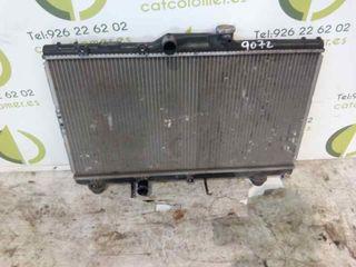 5503764 Radiador agua TOYOTA COROLLA FAMILIAR