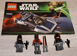 Lego 75022 Mandalorian Speeder Star Wars