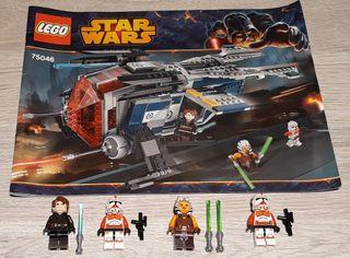 Lego 75046 Coruscant Police Gunship Star Wars