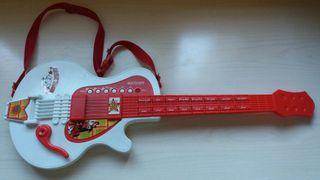 Guitarra de High School Musical