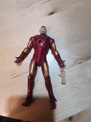 Iron Man/Tony Stark Hasbro 2008 Marvel