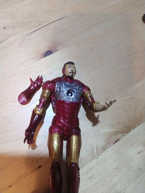 Iron Man/Tony Stark Hasbro 2008 Marvel