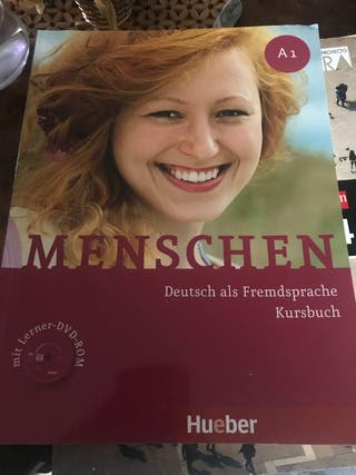 Vendo libro para aprender alemán