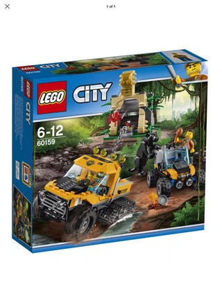 LEGO 60159 City Jungle Explorers,