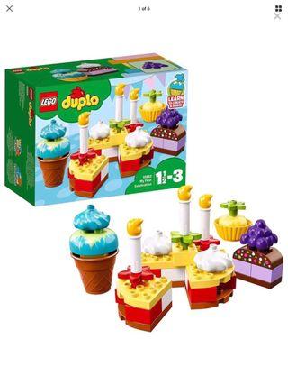 LEGO 10862 Duplo - My First Celebration,