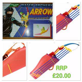 Traditional archery set