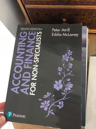 Accounting & Finance for Non-Specialist