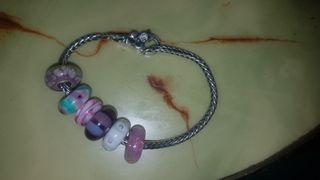silver bracelet Trollbeads