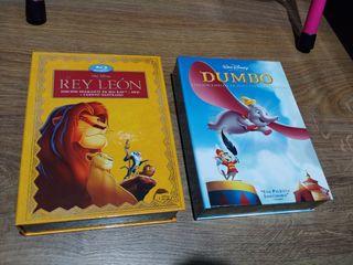 Lote de Peliculas Disney Edicion Coleccionista