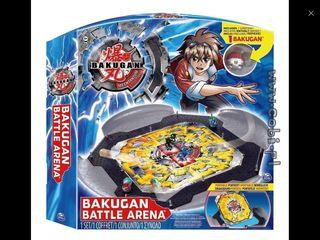 Bakugan Mechtanium Surge S4 - Battle Arena