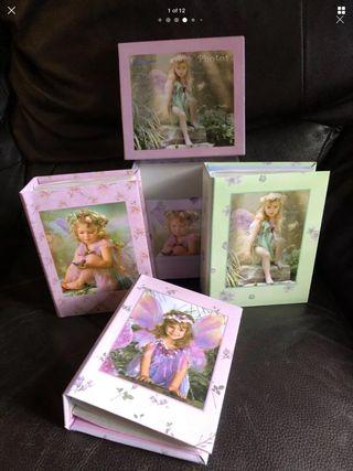 Fairies Photograph Album Box Set