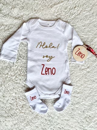 Caja regalo bienvenida bebe