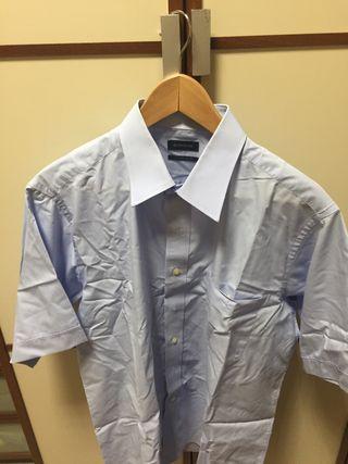 Camisa hombre Rushmore t. 5. Manga corta.