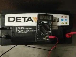 batería DETA 90Ah