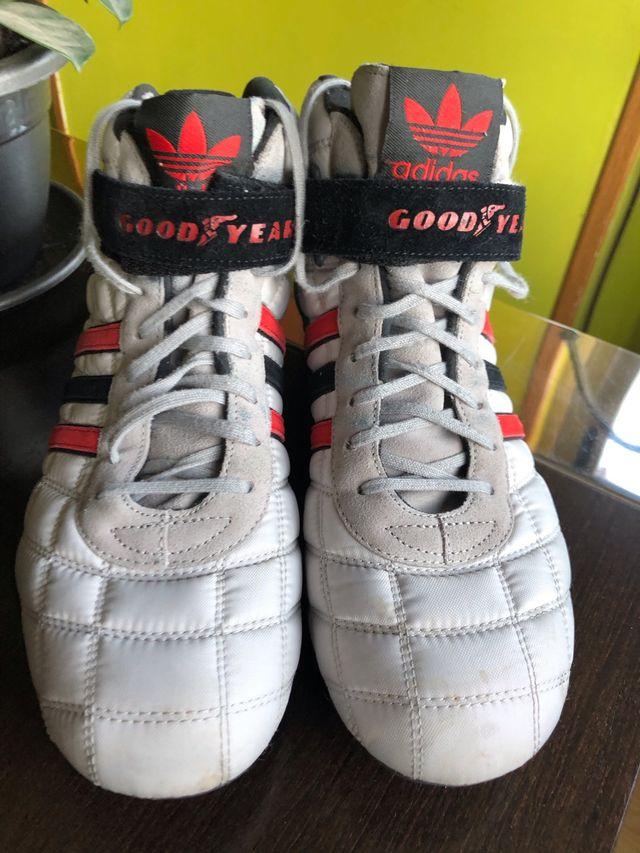 límpido a la vista rendimiento superior gran venta de liquidación Zapatillas casual botas Adidas Goodyear Talla 44 de segunda mano ...