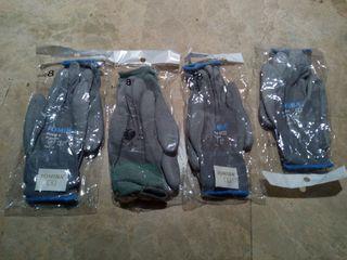 guantes de trabajo n°8 nuevos