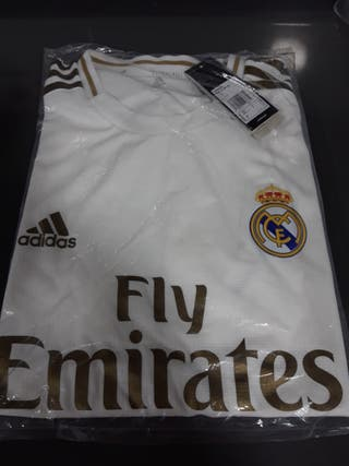 CAMISETA OFICIAL REAL MADRID 19-20 (talla L)