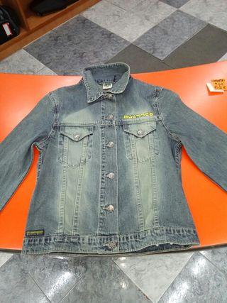 chaqueta tejana Bultaco mujer NUEVA
