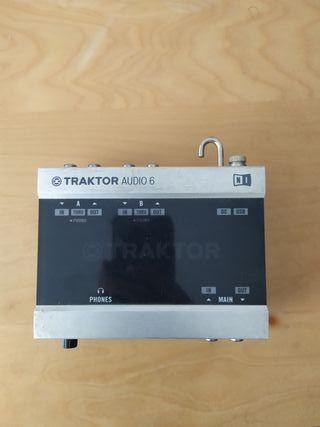 Traktor Audio A6