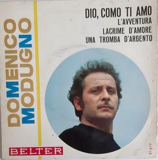 """EUROVISIÓN 1966. ITALIA - """"Dio, come ti amo"""""""