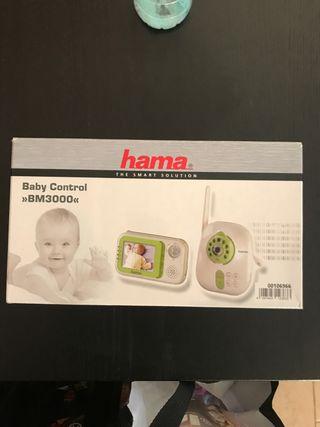 Vigila bebés con cámara nocturna