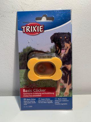 Clicker Adiestramiento para Perro