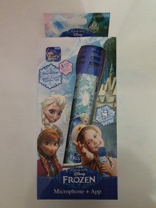 Micrófono Frozen