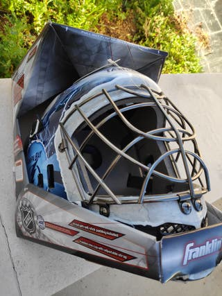 Casco hockey de los Tampa Bay