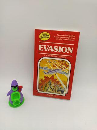Evasión- Elige tu propia aventura 13