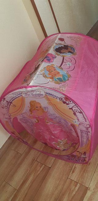 casita de princesa
