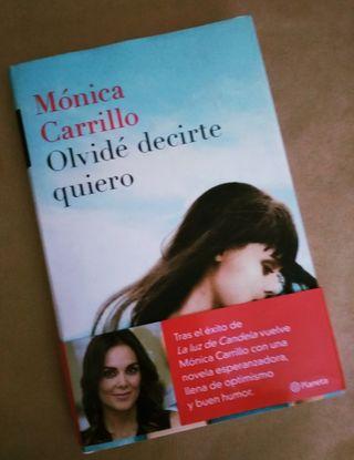 """Libro: """"Olvidé decirte quiero"""""""