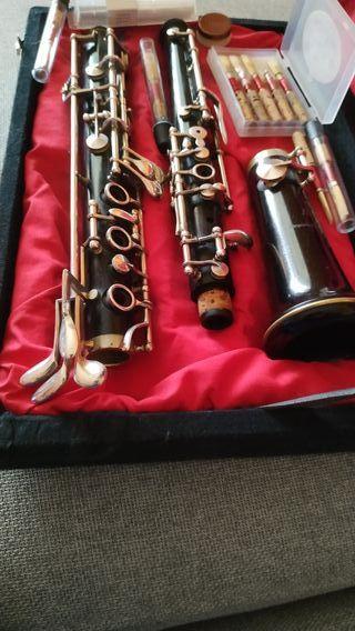 Oboe antiguo