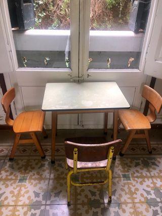 Muebles escandinavos para niños
