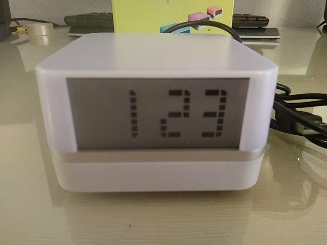 Reloj + HUB USB