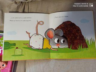 Libro infantil para ayudar a dejar el pañal.
