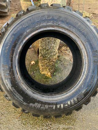 Neumaticos tractor