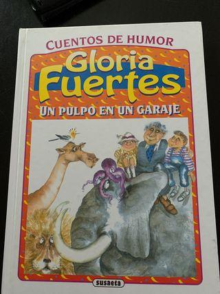 Libro Gloria Fuertes Cuentos de humor