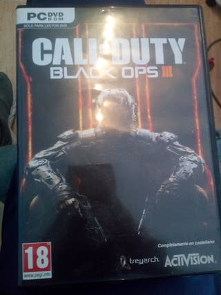 Call of duty black ops 3 PC original